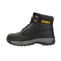 Работни обувки DEWALT Apprentice Black 42, боти с метално бомбе