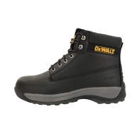 Работни обувки DEWALT Apprentice Black 43, боти с метално бомбе