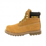 Работни обувки DEWALT Honey Nubuck 43, боти с метално бомбе