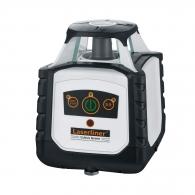 Ротационен лазерен нивелир LASERLINER Cubus 110 G Set, зелен лазер клас 2, обхват 100m, точност 1.5mm/10m, автом./автом.