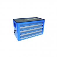 Шкаф за инструменти UNIOR, с 4-чекмеджета, без инструменти, 690х355х394