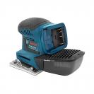 Шлайф вибрационен акумулаторен BOSCH GSS 18V-10 Professional, 18V, 1.5-5.0Ah, Li-Ion, 11000-22000об/мин, 115х140мм - small, 111958