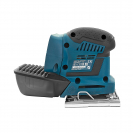 Шлайф вибрационен акумулаторен BOSCH GSS 18V-10 Professional, 18V, 1.5-5.0Ah, Li-Ion, 11000-22000об/мин, 115х140мм - small, 111960