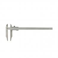 Шублер двустранен ЗИИУ Стандарт 0120 300мм, ± 0.05, стопорен винт, неръждаема стомана