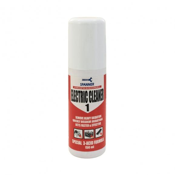 Спрей контактен SPANNER ELECTRIC CLEANER 1 150мл, за електрически вериги
