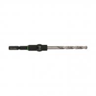 Свредла за метал FESTOOL 5.5x92/55мм 3части, HSS-D, шлифовано, цилиндрична опашка с държач