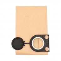 Торбичка филтърна METABO 20л, за прахосмукачка: AS 20 L, ASA 1201, AS 1200 5бр в пакет, за ед. упот.