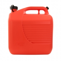 Туба за бензин TAYG 20л, пластмасова, червена