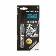 UV ремонтен гел пълнител BLUFIXX 5гр., сребро, за автомобилни джанти