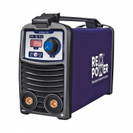 Заваръчен инверторен апарат ELEKTRO MASCHINEN WMEm 136, 20-120A, 230V, 1.6-3.2мм, LCD екран