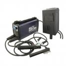 Заваръчен инверторен апарат ELEKTRO MASCHINEN WMEm 136, 20-120A, 230V, 1.6-3.2мм, LCD екран - small