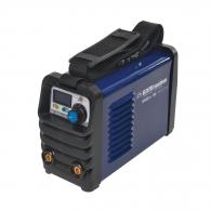 Заваръчен инверторен апарат ELEKTRO MASCHINEN WMEm 156 Series II, 5-140A, 230V, 1.6-3.2mm, LCD екран