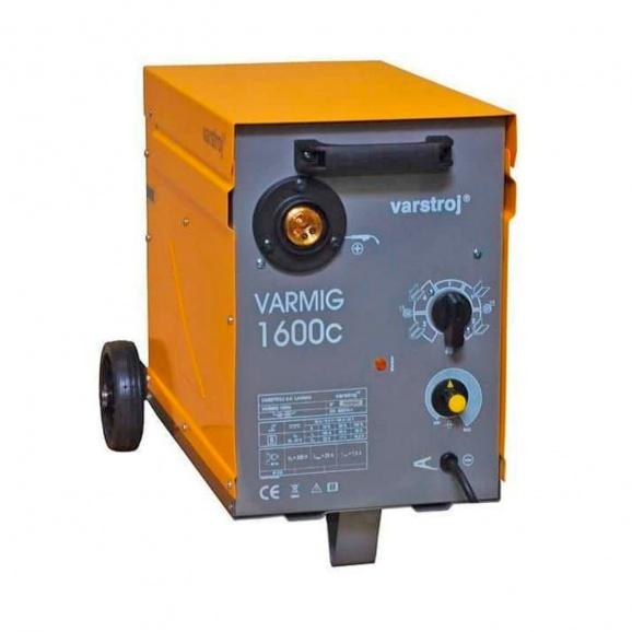 Апарат за MIG/MAG заваряване DAIHEN VARSTROJ Varmig 1600C, 30-160A, 230V, 0.6-0.8mm