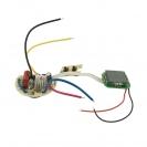 Блок електронен за пистолет за горещ въздух DEWALT, D26414 - small