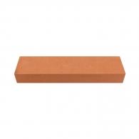 Брус за остриета TYROLIT 200x50x25мм, оранжев , 90B, 89A, FEPA F 400, за заточване на сърпове, коси и ножове