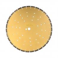 Диск диамантен DIMO 400х3.2х25.4мм, за асфалт, бетон, армиран бетон, стар армиран бетон