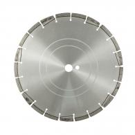 Диск диамантен DIMO WEDGE SEGMENT 400х3.2х25.4мм, за асфалт, пресен бетон, със защита