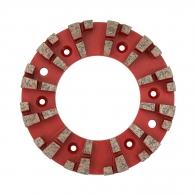 Диск диамантен FESTOOL DIA ABRASIVE D150, за шлайфане на пресен бетон, варовик