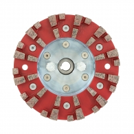 Диск диамантен FESTOOL DIA ABRASIVE RG 150, за шлайфане на пресен бетон, варовик