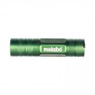 Фенер светодиоден METABO, 1 x 1.5V, тип AA, LED
