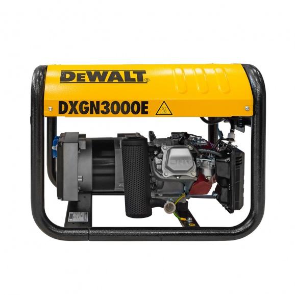 Генератор DEWALT DXGN3000E, 2.5kW, 230V, бензинов, монофазен