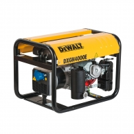 Генератор DEWALT DXGN4000E, 3.0kW, 230V, бензинов, монофазен