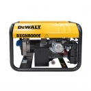 Генератор DEWALT DXGN8000E, 6.1kW, 230V, бензинов, монофазен - small, 123565
