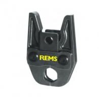 Глава за пресовачни клещи REMS 16мм, пресоващ контур TH