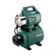 Хидрофор с цилиндричен съд METABO HWW 3500/25 INOX, 900W, Q=5-58l/min, H=45m, 1