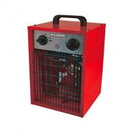 Калорифер електрически RAIDER RD-EFH3.3, 3.3kW, 1500куб.м/час
