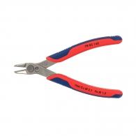 Клещи резачки KNIPEX ф0.2-1.6/140мм, INOX, двукомпонентнa дръжкa