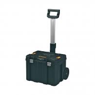 Куфар за инструменти на колела DEWALT TSTAK, 435х1000х512 мм, полипропилен, черен