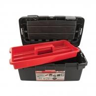 Куфар за инструменти TAYG 400, с една тава, полипропилен, черен