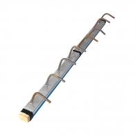 Кутия за чакаща арматура NEVOGA ф10/90мм, за съединяване на сглобяеми бетонови елементи