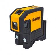 Лазерен 5-точков нивелир DEWALT DW0851, 3 лазерни диода, точност 2mm/10m, 30м, автоматично
