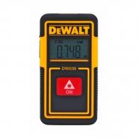 Лазерна ролетка DEWALT DW030PL, 0.17-9м, ± 6.0мм