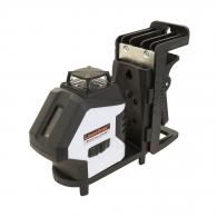 Линеен лазерен нивелир LASERLINER MasterCross-Laser 360, 2 лазерни линии, точност 2mm/10m, автоматично