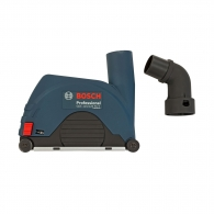 Предпазител с прахоуловител BOSCH GDE 115/125 FC-T ф115-125мм, за всички модели GWS 1000/ZB, GWS 10-125/Z, GWS 10-45/P/PD, GWS 1100