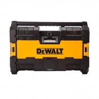 Радиоприемник акумулаторен DEWALT DWST1, 230V, 10.8-18V, Li-Ion