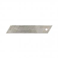 Резервно острие за макетен нож HARDY 25х110мм 5броя, чупещи се 7 елемента, 5бр в блистер