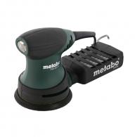 Шлайф ексцентриков METABO FSX 200 INTEC, 240W, 11000об/мин, ф125мм