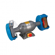 Шмиргел настолен FERVI 0556, 750W, 2950об/мин, ф200x20мм, 230V