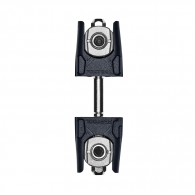 Свързващ елемент FESTOOL MSV-LR32 D8/25, за хоризонтална сглобка, 25бр. в опаковка