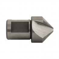 Зенкер конусен ALFRA ф25х44мм, DIN335С, 90°, HSS, за метал, захват Weldon 19мм