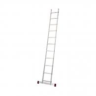 Алуминиевa стълба KRAUSE CORDA 1х11, 3100мм(на стълбата), едностранна, професионална, 150кг.