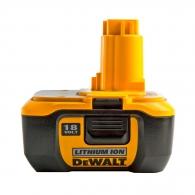 Батерия акумулаторна DEWALT XR DE9180, 18V, 2.0Ah, Li-Ion
