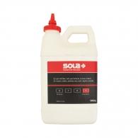 Боя постна SOLA CPR 1400гр, червена, за вътрешно и външно маркиране