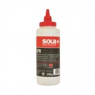 Боя постна SOLA CPR 230гр, червена, за вътрешно и външно маркиране