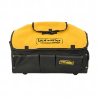 Чанта за инструменти TOPMASTER 490x230x390мм, 19-джоба