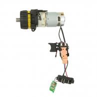 Електродвигател и прекъсвач за винтоверт STANLEY 18V, FMC600